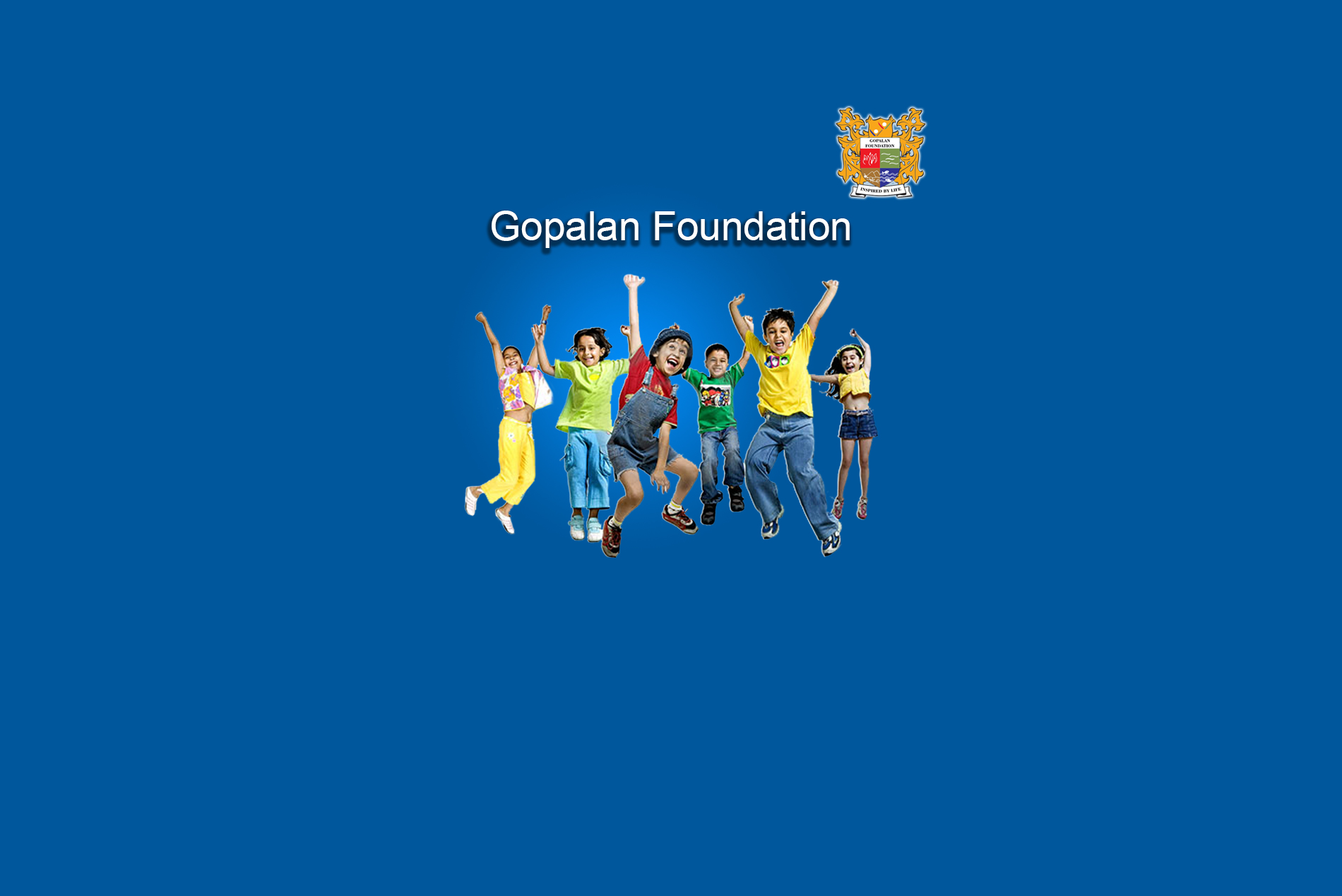 Gopalan Foundation
